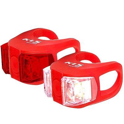 Kellys Lighting Set KLS Twins, Red