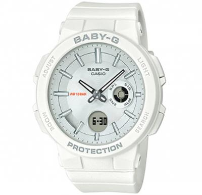 Casio Baby-G Analog Digital Women Watch, BGA-255-7ADR