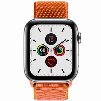 RockRose Caveman Nylon Weave Apple Watch Band For Apple Watch 42/44mm, RRBAWCO