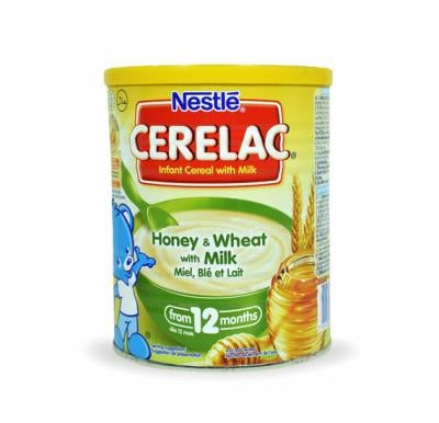 Cerelac 17929 Honey & Wheat 400 Gram