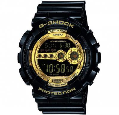 Casio G-shock Garish Black Limited Edition - GD-100GB-1DR