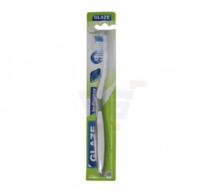 Glaze Toothbrush Indicator Single Pack Soft