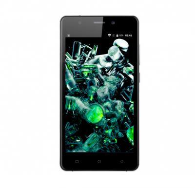 A8 Smartphone, 3G, Android 5.1, 4.5 inch LCD Display, 1GB RAM, 4GB Storage, Dual Camera, Dual SIM, Wifi - Black