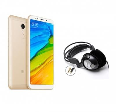 2 in 1 Bundle Offer Xiaomi Redmi S2 Mobile With Free Bass Head Phones