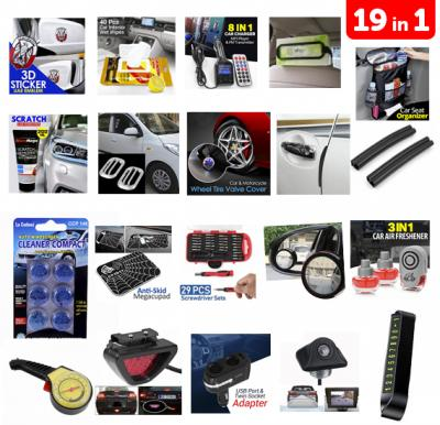 19 in 1 Automotive Bundle