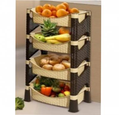 Rattano Vegetable Rack, 042336