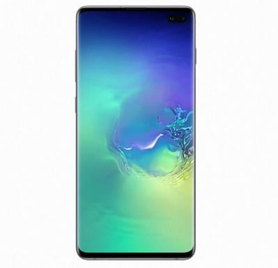 Samsung Galaxy S10 Plus Dual Sim - 128gb, 8gb Ram, 4g Lte, Green