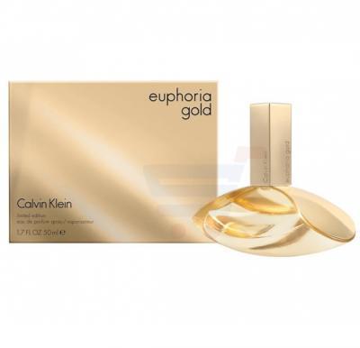 Calvin Klein Euphoria Gold Limited Edition EDP 50ml For Women