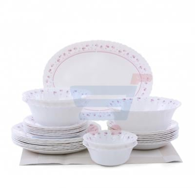 Epsilon 30 Pcs Dinner Set EN3652