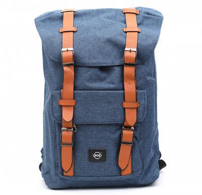 Okko Casual Backpack 18 Inch, Blue,OK33800