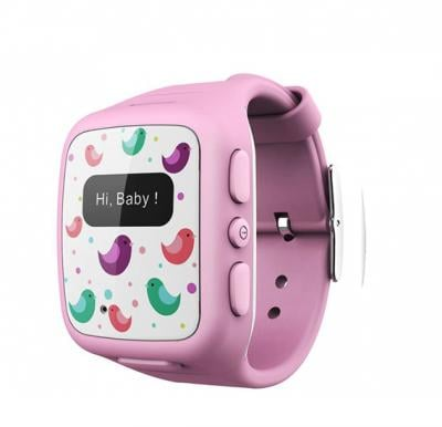 UK Plus  Safety Smart GPS watch for kids Mobile Phone monitored through Smart mobile app,GPS_PI