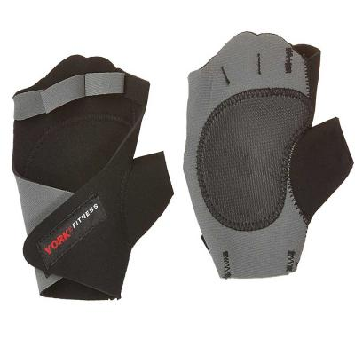 York Fitness Neoprene Workout Gloves, 60187, Large
