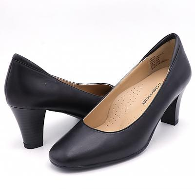 Cosmo Collection formal shoes for Women, 2955 Anta Black, Size 42, 10005, Cosmo