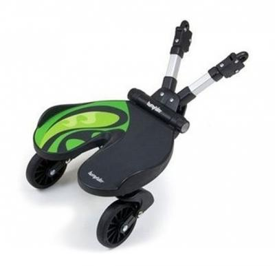 Bump Rider Stand-Green