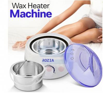TF Rozia Wax Heater Machine Warmer Hands Feet Spa