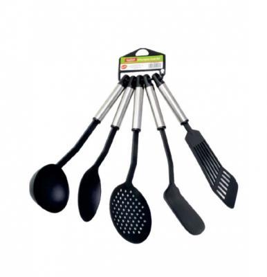 Royalford 5 Pieces Nylon Kitchen Tools Set, RF1796-NKT