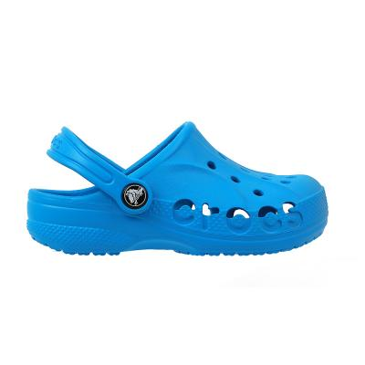 Crocs Kids Clogs Sandals Baya Clog K Ocean Blue 205483-456, Size 23