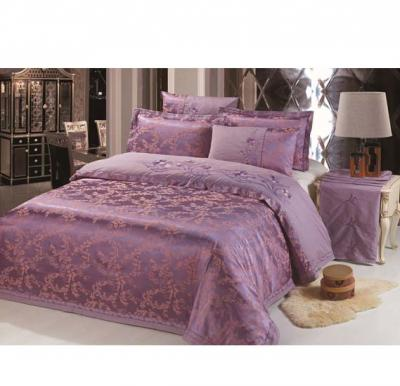 Senoures 100% Cotton Jacquard Quilt Cover 6Pcs Set King - SEJ-038