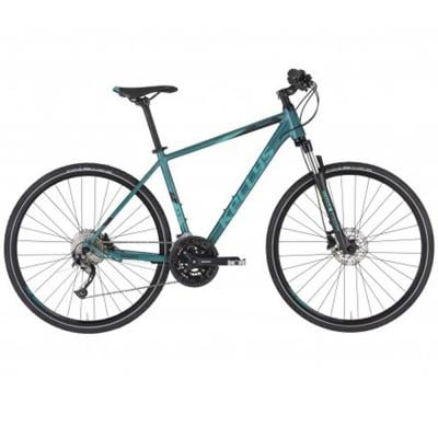 Kellys Hybrid Bike Teal Medium Size, Phanatic 30