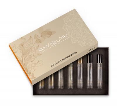 Ruky Seven Days Perfume Series