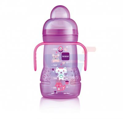 Mam Trainer Cup 220 ML, BPA Free - 068, 2MB0124
