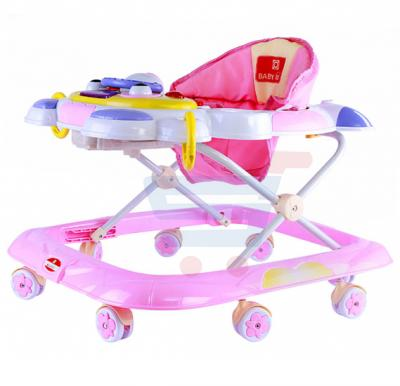 Baby Plus Baby Walker Pink, BP 7753