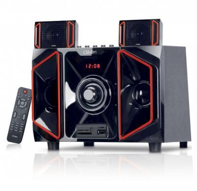 2.1 Multimedia Speaker With Bluetooth/Usb/Sd/Digital Fm/Disp CK822