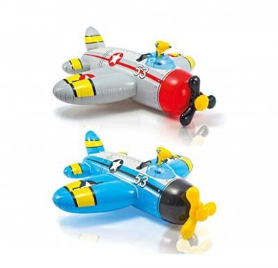 Intex Water Gun Plane Ride-Ons, 57537