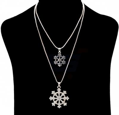 Fashion Jewelry winter cristmas Necklace NO.FJ-409