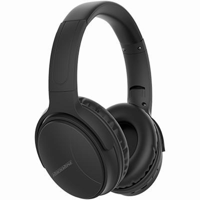 RockRose Reggae MH Bluetooth Wireless Headphones, RRWE07, Black
