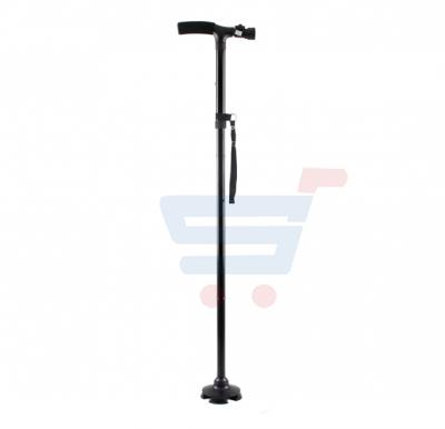 Trusty Folding Cane with Built-in Lights -NJ07004