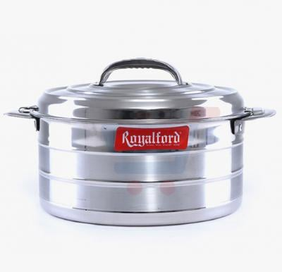Royalford Steam line Stainless Steel Hot Pot 3Ltr - RF6917