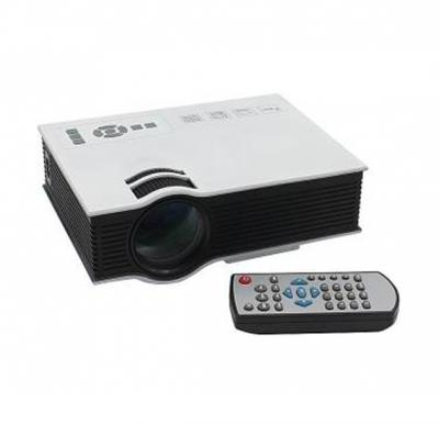 Zakk UC40 Plus Home Cinema Projector-White