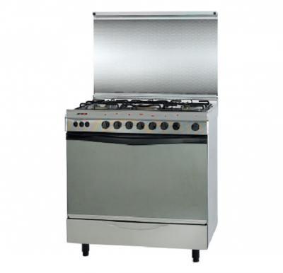 Aftron 5 Gas Burners Cooker AFGR8055FST