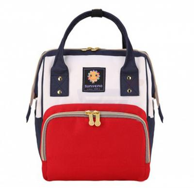 Sunveno Kids Bag Red White