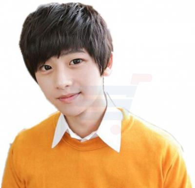 Korean lover Style Short Straight Wig For Boy, BLS-1