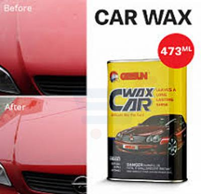 Getsun Car Wax 473ml