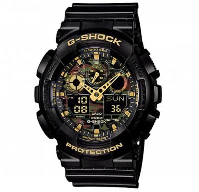 Casio G-shock Digital Analog Watch , GA-100CF-1A9DR