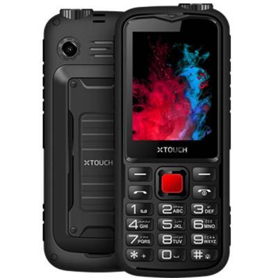 Xtouch XBot Champ Dual SIM Charcoal Black 32MB 2G