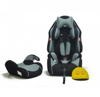 Car Seat F1 Style with Booster & Safety Belt CR-2