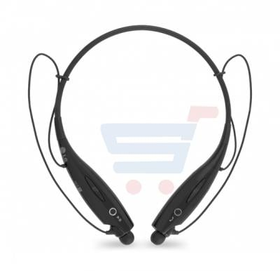 HBS-TF-730  3 in 1 WITH TF AND FM,Flexible neck Strap,Bluetooth