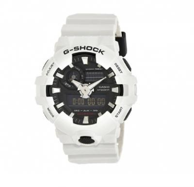 Casio G-Shock Mens G-Shock Water Resistant Analog Digital Watch GA-700-7ADR