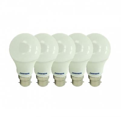 Combo Offer! Sonashi 5W LED BULB (Pin Type) B22 (Pack of 5), SLB-005