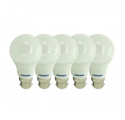Combo Offer! Sonashi 5W LED BULB (Pin Type) B22 SLB-005 (Pack of 5)