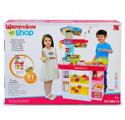 Remote Control Western Style Shop, 889-74