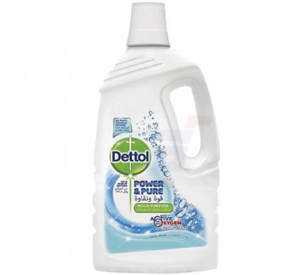 Dettol Aqua Fresh Power and Pure Multi-Purpose Cleaner 1.5L