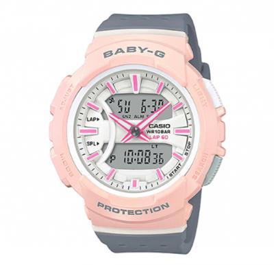 Casio Baby-G Analog Digital Watch ,BGA-240-4A2DR