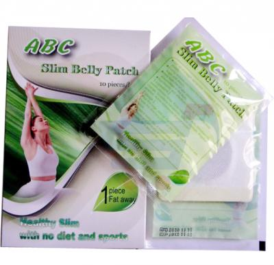 ABC Slim Belly Patches 10 Pcs