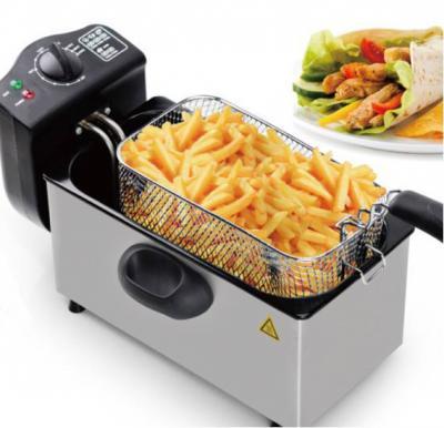 Sokany WJ800 Deep Fryer 3Liter