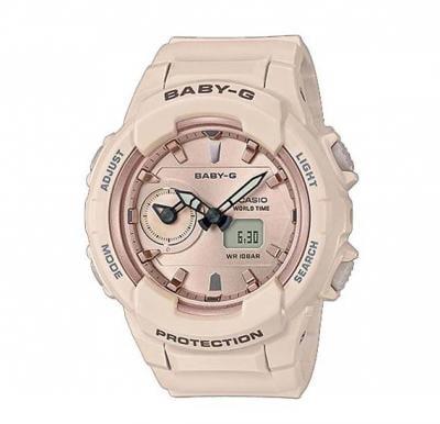 Casio Baby-G Mineral Glass Womens Watch, BGA-230SA-4A